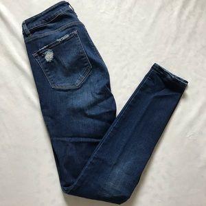 Garage | Distressed Jeans